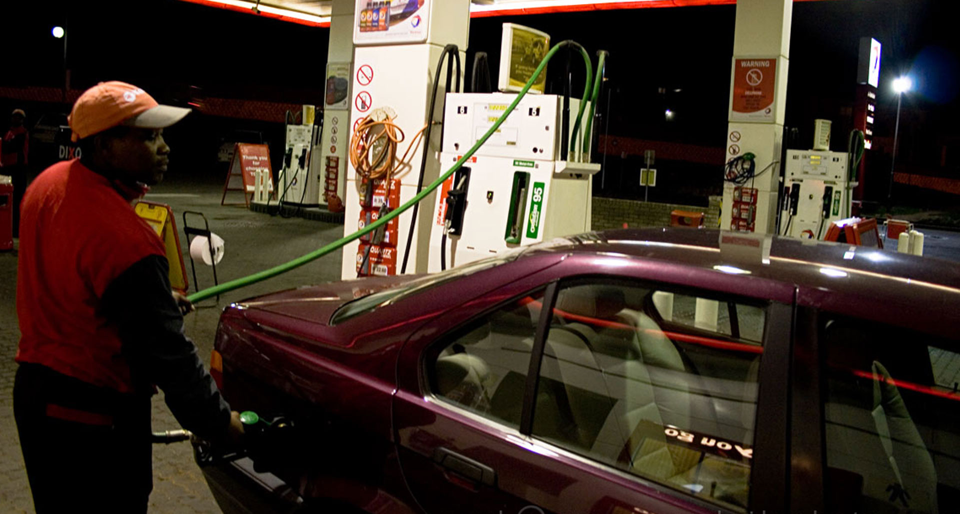 Fuel Retailers In Price Squeeze