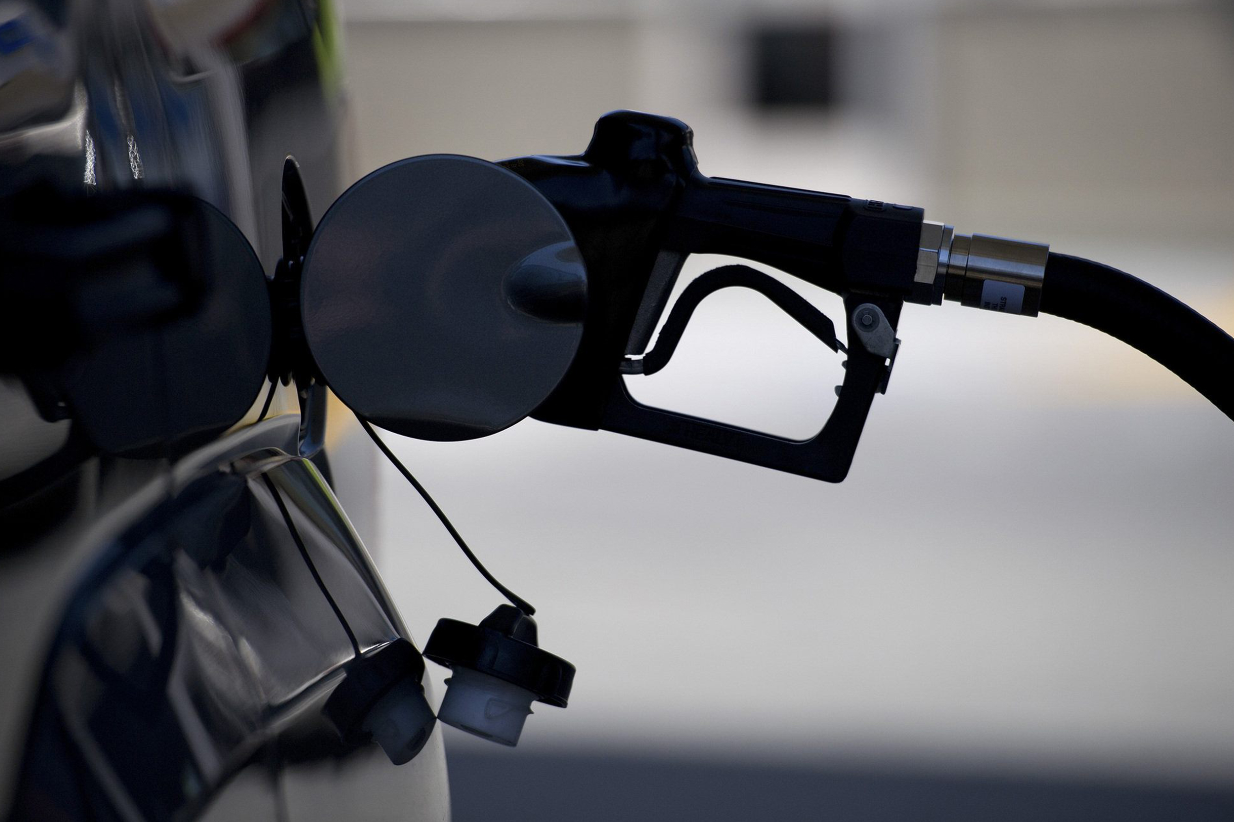 Fuel sales have dropped significantly